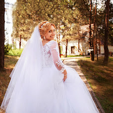 Bryllupsfotograf Andrey Makaruk (qssamp). Foto fra 26.10.2018