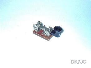"Photo: Miniatur lineman´s Testkey  Indien  ""VU""  #171"