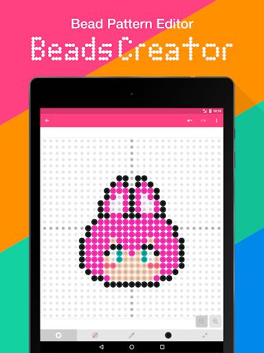 Beads Creator - Bead Pattern Editor  screenshots 6