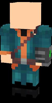 Vault Nova Skin