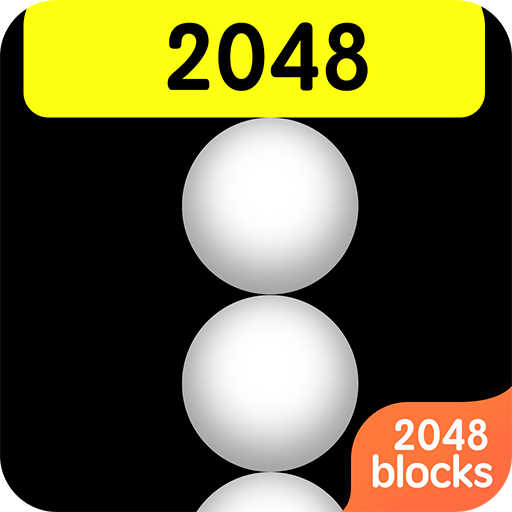 Ball vs Block 2: 2048 blocks