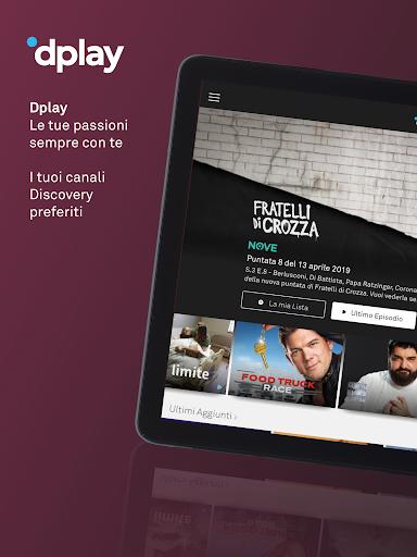 Dplay screenshot 7