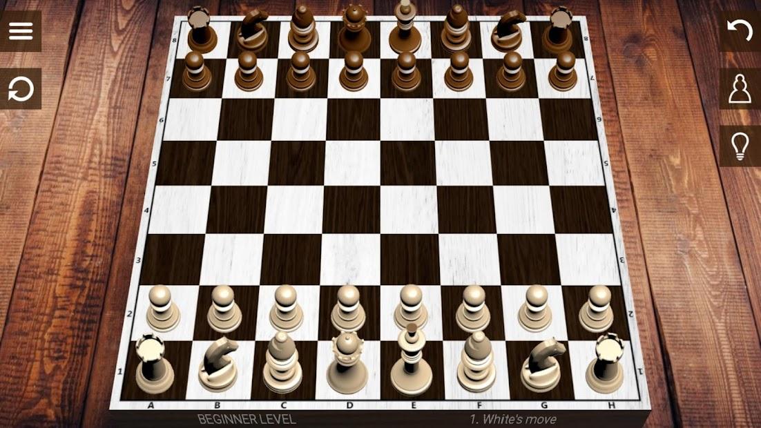 Chess Android App Screenshot
