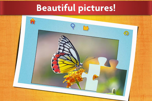 Insect Jigsaw Puzzles Game - For Kids & Adults ud83dudc1e 25.0 screenshots 10