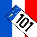 101 Immatriculations icon