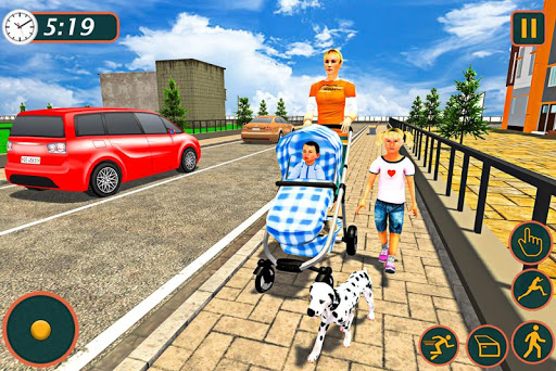 Nanny - Best Virtual Babysitter Game 1.1 screenshots 4