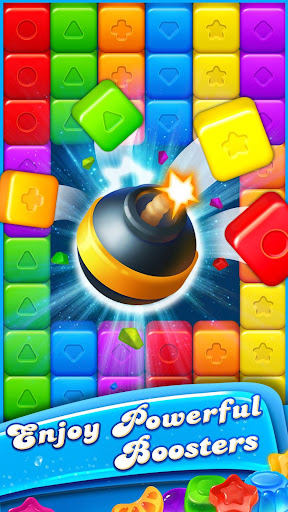 Blast Fever - Tap to Crush & Blast Cubes screenshots 3