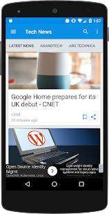 Tech News - náhled