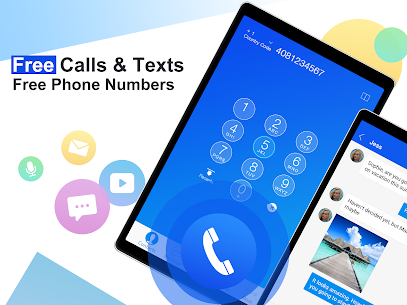 Dingtone Free Phone Calls, Free Texting 5