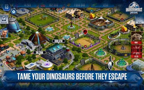 Jurassic World: The Game Mod Apk 1.40.11 5