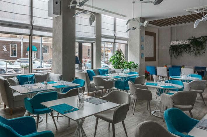 Фото №4 зала Ресторан «СанРемо»