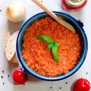 PAPPA AL POMODORO - Tuscan tomato and bread soup.