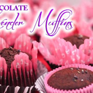 Paleo Chocolate Lavender Muffins Recipe