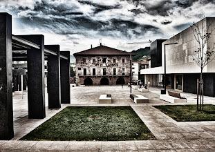 Foto: Plaza ekaitza
