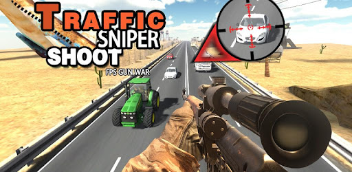 Traffic Sniper Shoot - FPS Gun War for PC