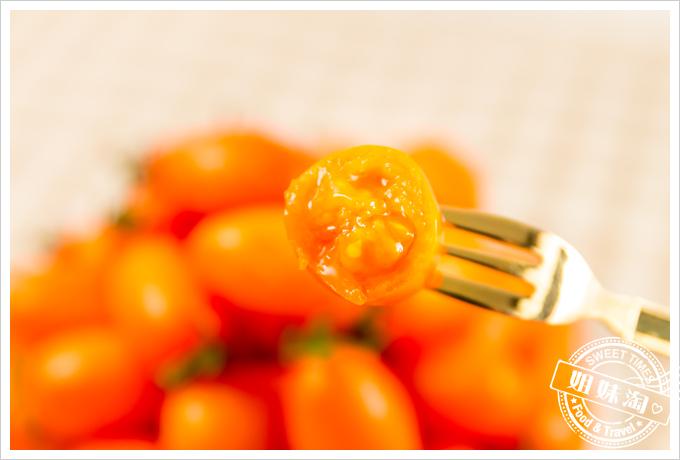 美濃澄蜜香玉女小番茄7