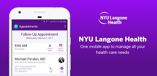 Nyu Langone Health Apps En Google Play