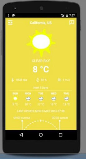 玩免費天氣APP 下載New York Weather, NY Weather app不用錢 硬是要APP
