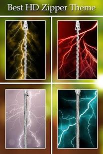 Electric Zipper Lock screenshot