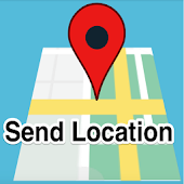 Send your GPS location in SMS