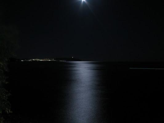 Il mare e la  luna di mono's