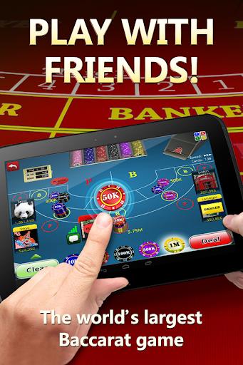 Baccarat Online 3D Free Casino 3.5.0 screenshots 2