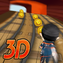 Subway Train Runner 3D icon