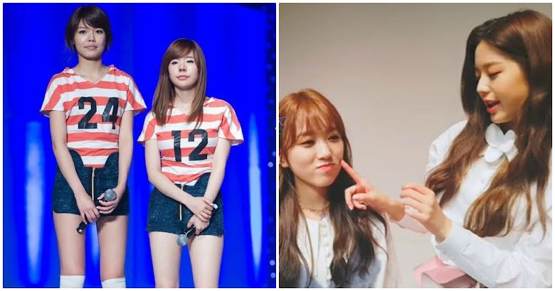 Here Are 20 Of The Shortest Female K Pop Idols Koreaboo