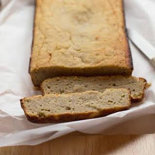 Low Sugar Coconut Flour Banana Bread.