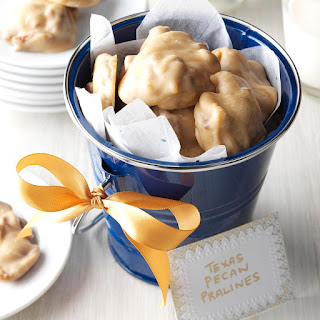 Texas Pecan Pralines Recipe