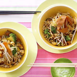 Udon Noodles Vegetarian Recipes