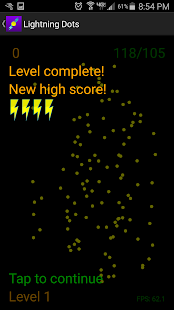 Lightning Dots- screenshot thumbnail