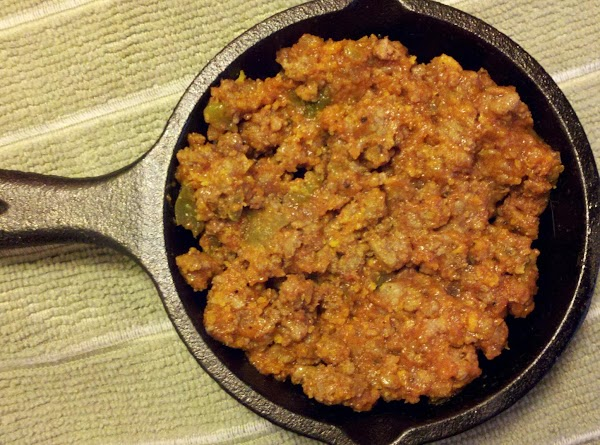 Susan's Sloppy Joes Recipe