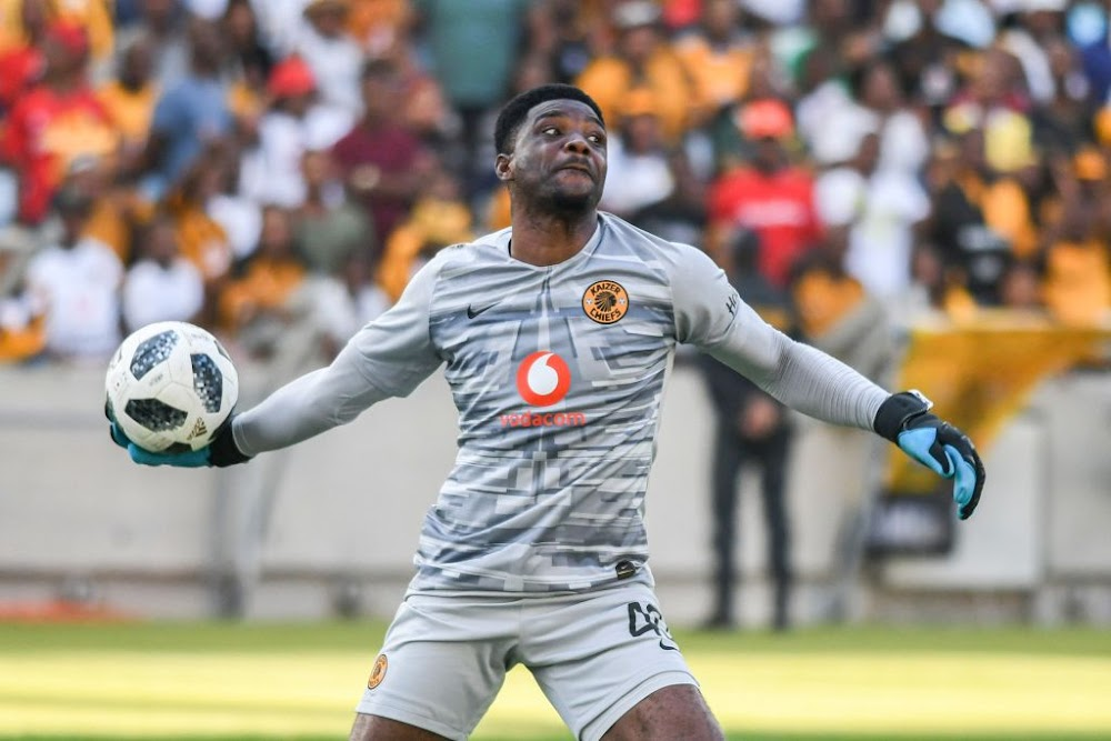 Goalkeeper Daniel Akpeyi is going nowhere, says Kaizer Chiefs coach Ernst Middendorp - TimesLIVE