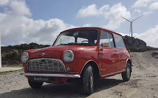 Mini Morris 850 Rent Viana do Castelo