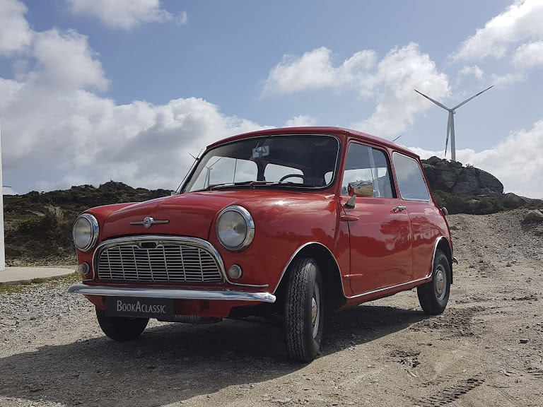Mini Morris 850 Hire Viana Do Castelo
