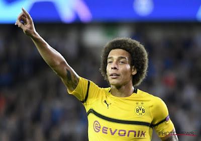 Witsel, le maître à jouer de Dortmund