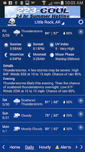 KATV Channel 7 Weather- screenshot thumbnail