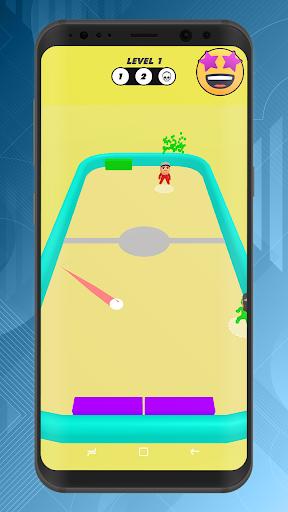 Télécharger Disc Swing: Shooting Disc Battle mod apk screenshots 5