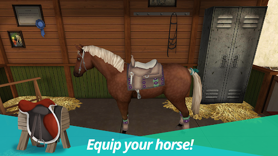 Horse World Premium – Play with horses Mod Apk Download For Android and Iphone 3