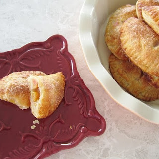 Peach-Ginger Hand Pies