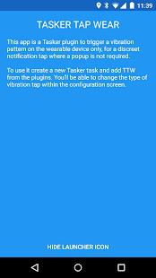 Tasker Tap Wear (TTW) - náhled