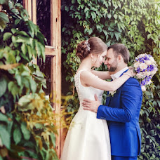 Wedding photographer Ekaterina Blokhina (Indrik). Photo of 09.08.2016