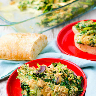 Baked Creamed Spinach Recipes