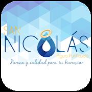 Agua San Nicolás