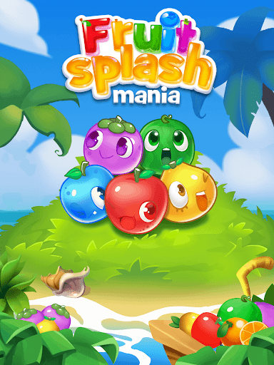 Fruit Splash Mania - Line Match 3 screenshots 10