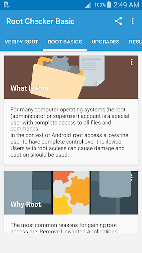 Root Checker v5.8.9