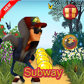 Subway Jack Temple Run