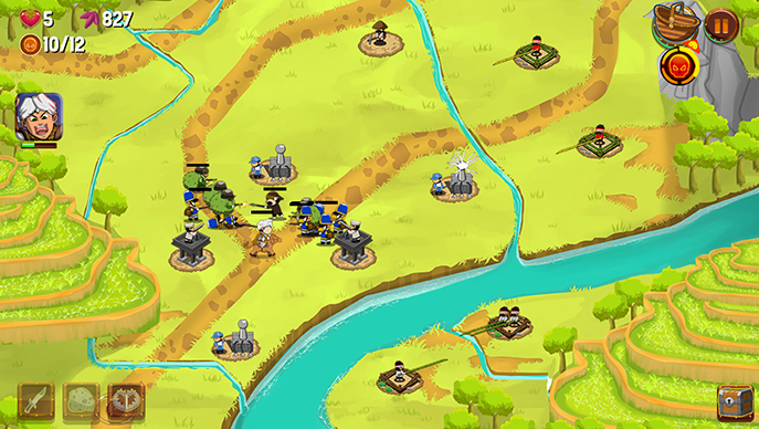 Diponegoro - Tower Defense- screenshot