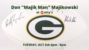 Don The Majik Man Majikowski